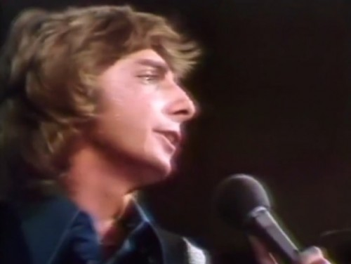 """I write the songs that make the whole world sing."" (Barry Manilow, 1975)"