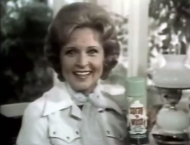 Betty_White_Spray_N_Wash_Commercial_1976 | Bionic Disco