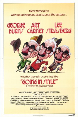 Going_In_Style_1-Sheet_1979