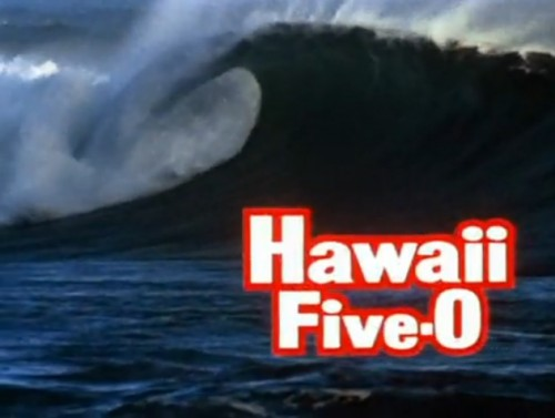 'Hawaii Five-O' TV title, 1973