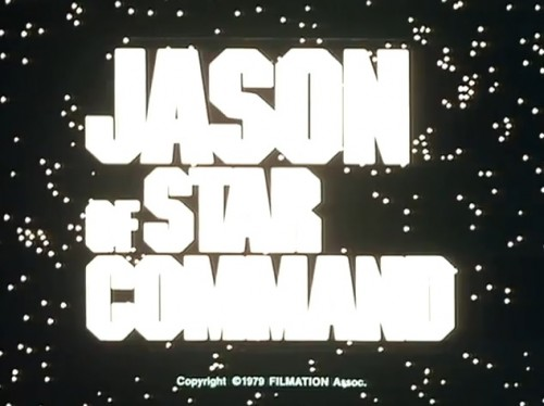 'Jason of Star Command' TV title, 1979