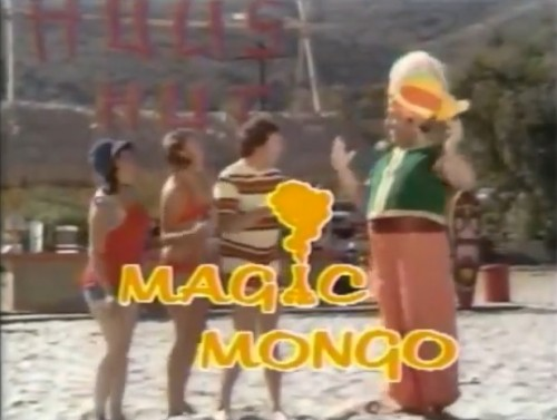 'Magic Mongo' TV title, 1977