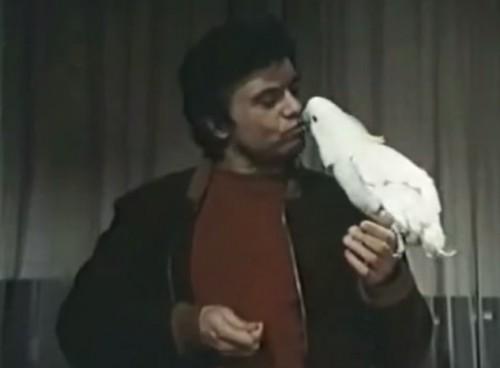 Baretta and Fred. Awwwww. (1976)