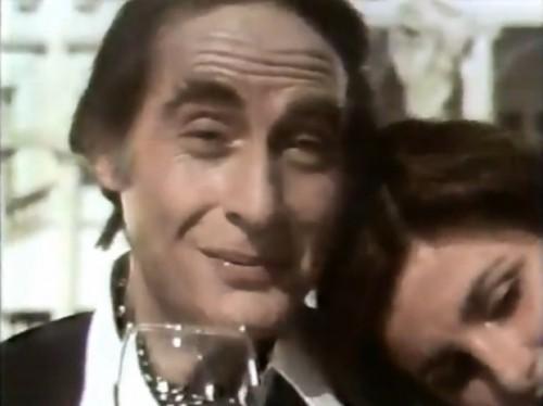 'Bonjourno!' (Sid Caesar for Crista Bella, 1978)