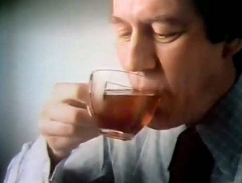 Tetley Tea time, 1978