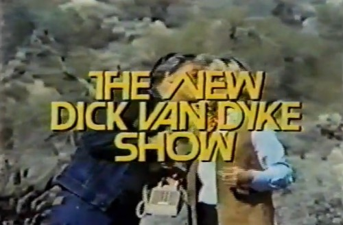 'The New Dick Van Dyke Show,' TV title, 1971