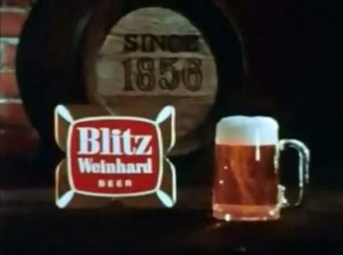 Blitz-Weinhard beer. A lost treasure?