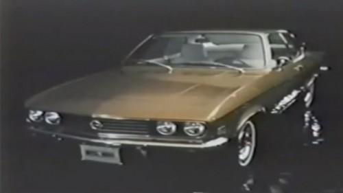 Yep, she's a beaut'. (Buick Opel 1900, 1970)