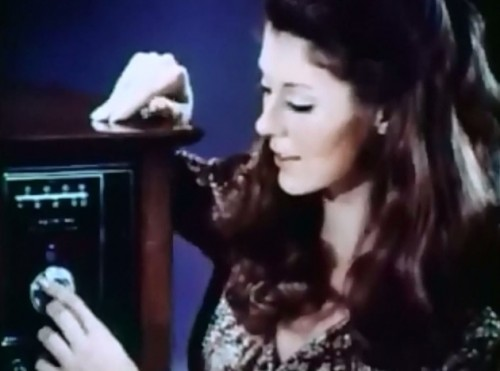 Remote control not included (Magnavox TAC commercial, early 1970s)