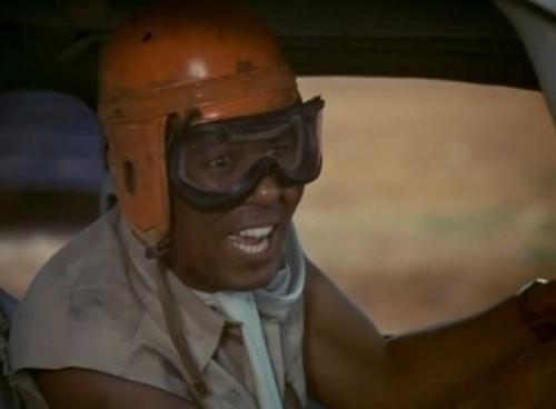 Richard Pryor is Wendell Scott ('Greased Lightning,' 1977)