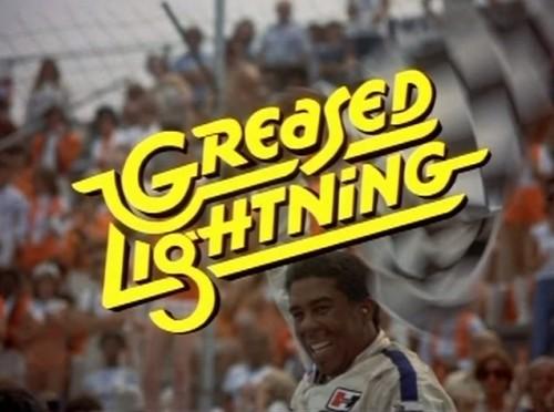 'Greased Lightning' trailer title, 1977