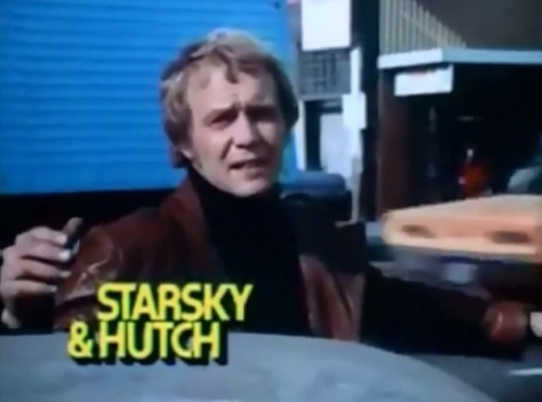 Say what you will, but the show always had Soul. ('Starsky & Hutch,' 1975)