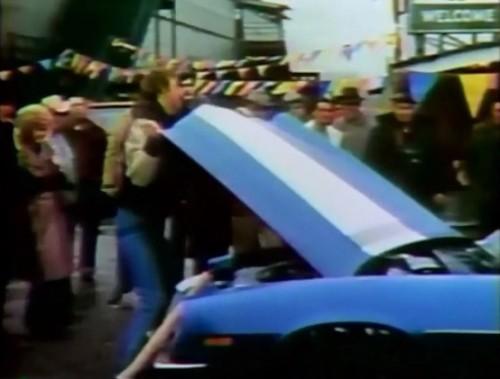 Ah, Buford. Don't kill that beautiful muscle car! ('Walking Tall Part 2,' 1975)