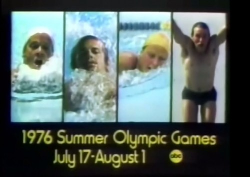 """Get ready for the Summer Olympic Games!"" (ABC, 1976)"
