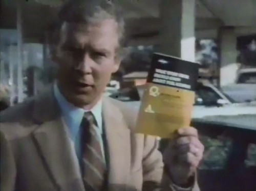 A free booklet? Hell, yes I'll come buy one of your cars! (Chevy, 1979)
