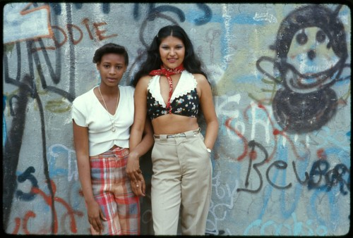 Brooklyn, N.Y., in June 1974 (Danny Lyon/National Archives, Records of the Environmental Protection Agency)