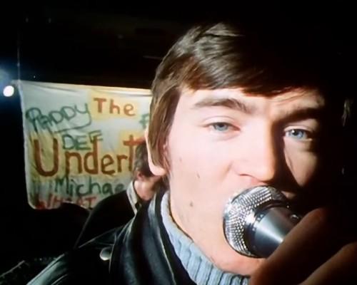 'Teenage Kicks - right through the night!' (The Undertones, 1978)