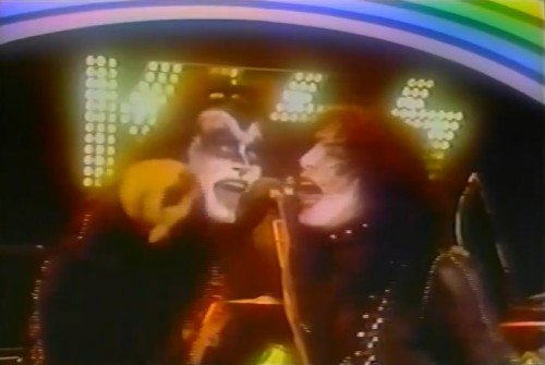 """Ooohhh...Black Diamond!!"" (KISS on 'ABC's In Concert,' 1974)"