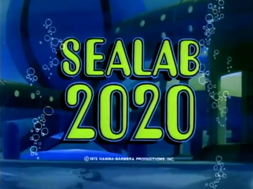 'Sealab 2020' title card, 1972
