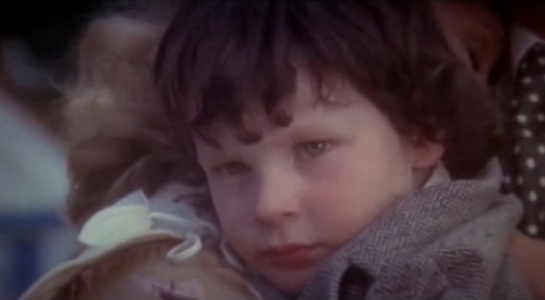 Poor little Damien just wants to be hugged ('The Omen,' 1976)