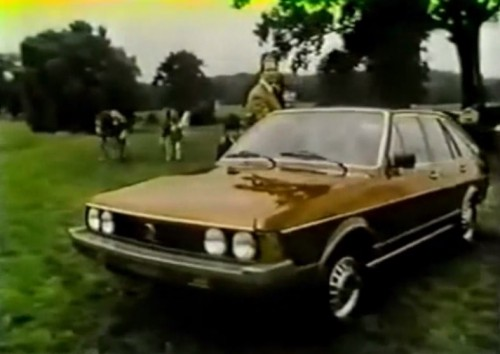 Even the posh folks in Kentucky are looking for an economy car (Volkswagen, 1979)