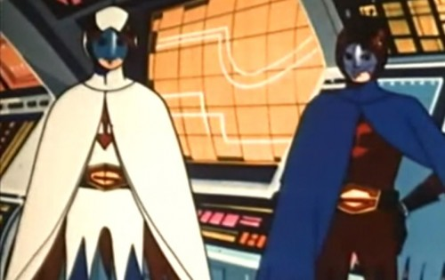 May the G-Force be with you ('Battle of the Planets,' 1978)