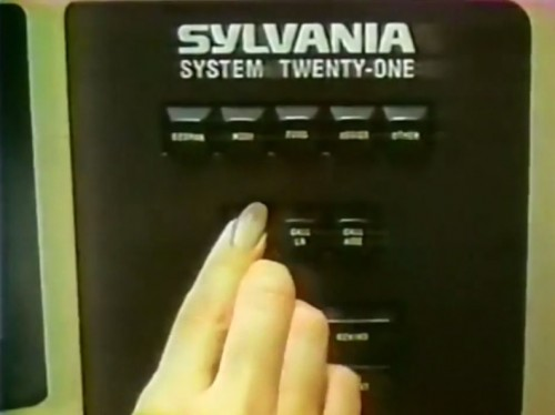 Advanced electronics circa late 70s (GTE commercial, 1978)