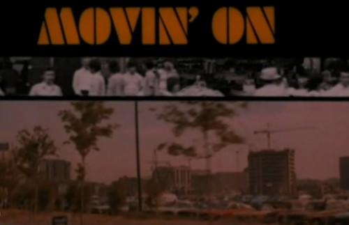 'Movin' On' TV title, 1974