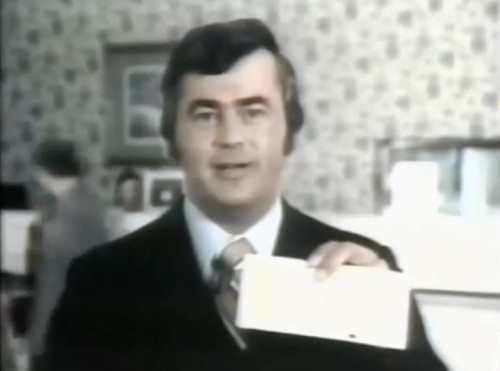 """all day long…"""" (Carl Laird for Publishers Clearing House, 1976"""