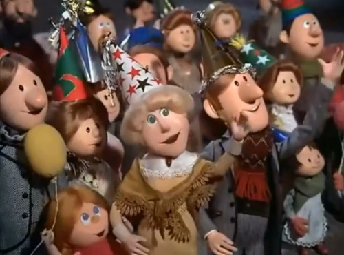Should auld Animagic be forgot... ('Have a Happy New Year,' 'Rudolph's Shiny New Year,' 1976)