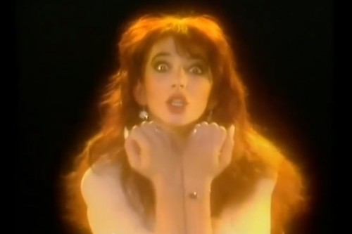 Kate Bush Wuthering Heights Cumbres Borrascosas