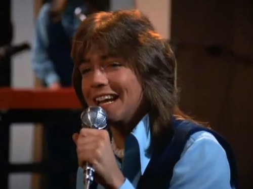"""Never gonna let you go, no..."" ('The Partridge Family,' 'One Day at a Time,' 1973)"