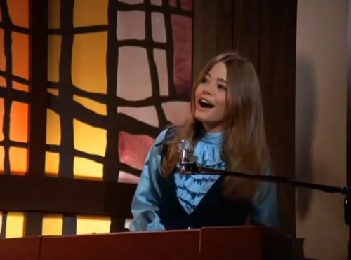 Any excuse to post another pic of Susan Dey - and I grab it.