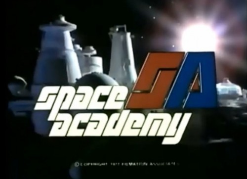 'Space Academy' TV title,1977