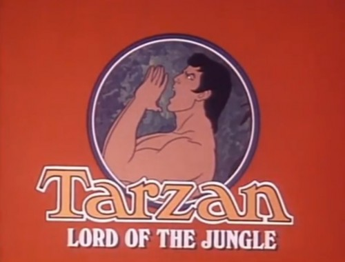 """I share the friendship and trust of all jungle animals."" ('Tarzan, Lord of the Jungle' title card, 1976)"