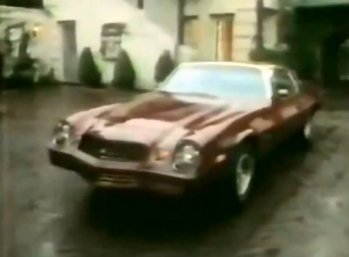 Introducing the Camaro Berlinetta - with plush interior and unique suspension. (Chevy commercial, 1978)