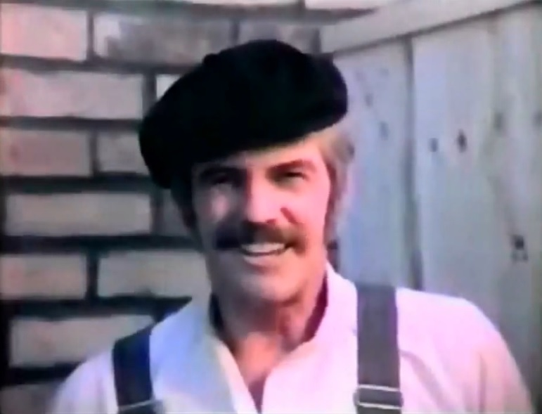 It's Dave Lennox – the solar power man. (Lennox commercial, 1978)