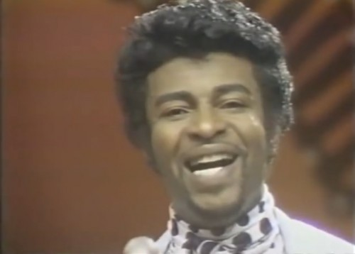 """""""Tryin' to get it over, any way he can!"""" (The Temptations, """"Plastic Man,"""" 1973)"""