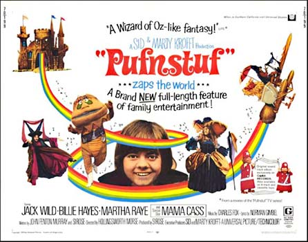 Pufnstuf_1-Sheet_1970