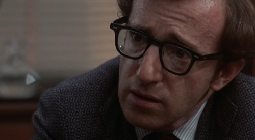 Woody Allen is Howard Prince in 'The Front,' 1976