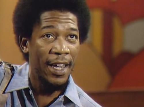 'Shoo shoo sunshine...don't shine on me no more.' (Morgan Freeman, 'The E