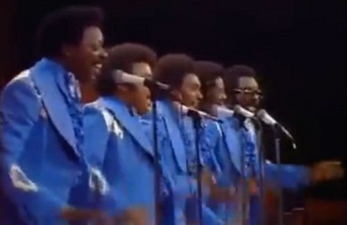 'Guaranteed to blow your mind...' (The Spinners, 'The Rubberband Man,' 1976)