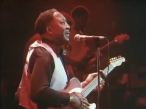 'The blues had a baby, and they named that baby 'rock and roll'' (Muddy Waters, 1977)