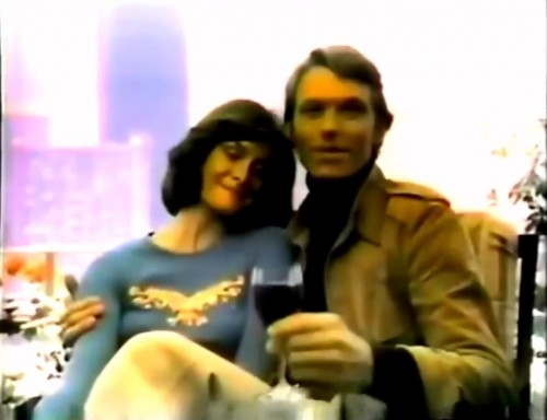You, sly dog, you! (Italian Swiss Colony wine commercial, 1975)