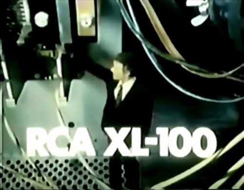 You believed in the Tidy Bowl Man, now believe in TV Tim. (RCA commercial, 1972)