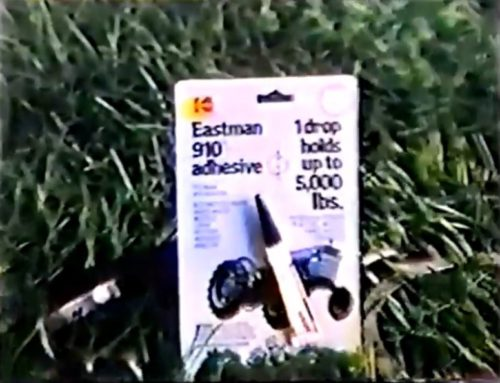 Eastman's 910 aka Super Glue, 1978