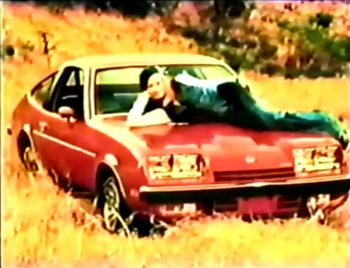 As American as apple pie. (Chevy commercial, 1974)