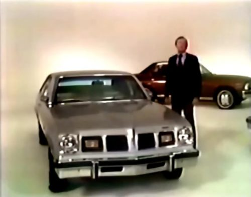 Would you buy a car from a man with an indistinct face?