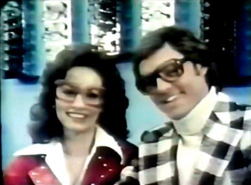 Hey, good lookin'! (Premium Optical commercial, 1977)