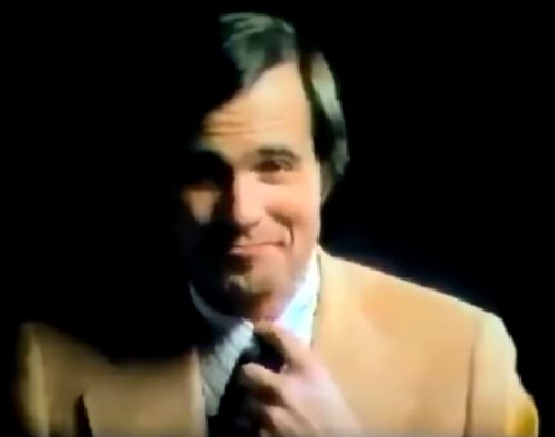 Gil Gerard cleans up for Persona, 1973